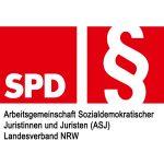 Logo: ASJ NRW